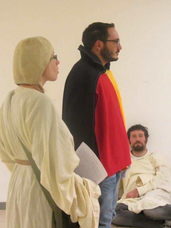 Eremita, Alfiere e Reietto