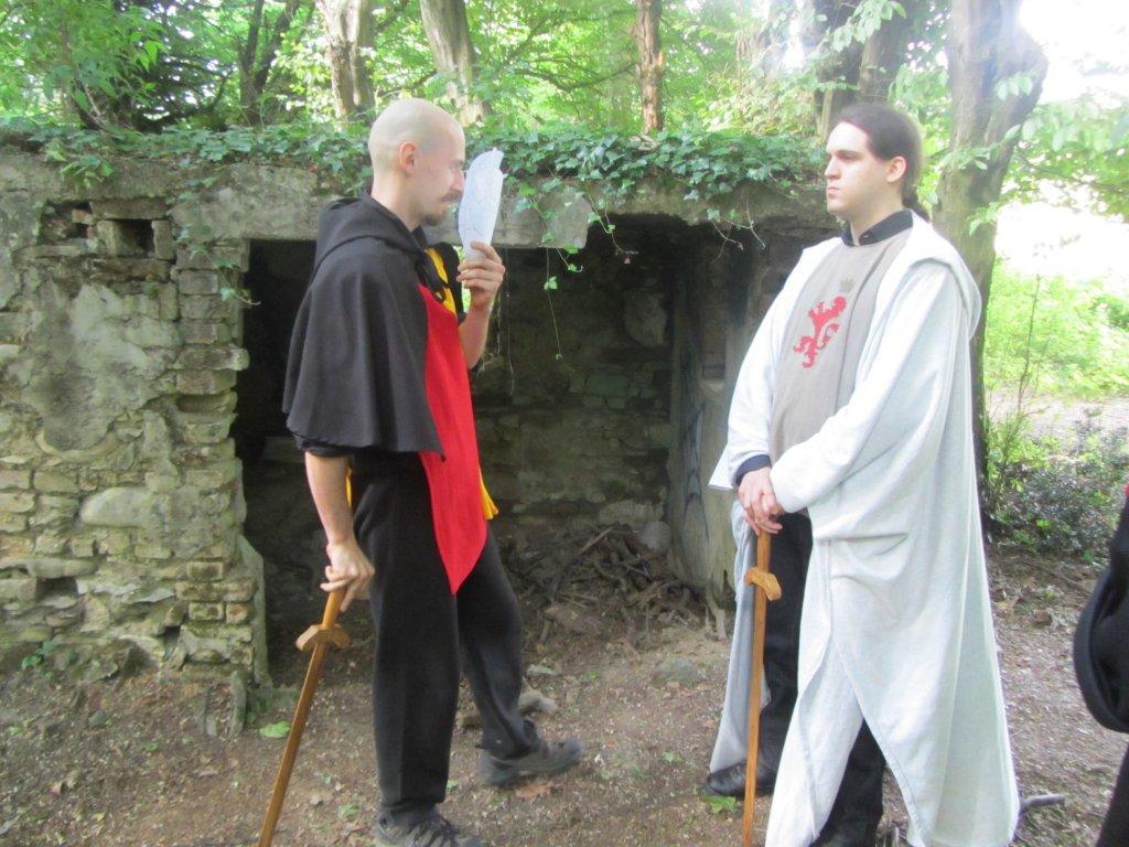 Scudiero e Primo Cavaliere